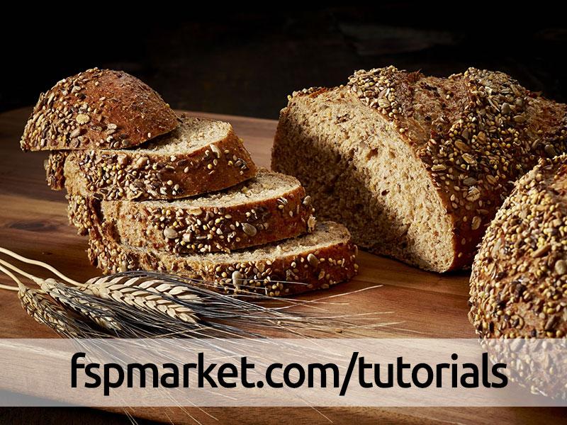 گندم نان