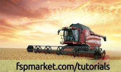 ماشین آلات کشاورزی کمباین